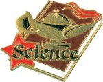 Science Pin Chenille Lapel Pins